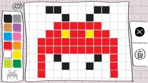 Invader | Studio numérique Milan Presse (auteur)