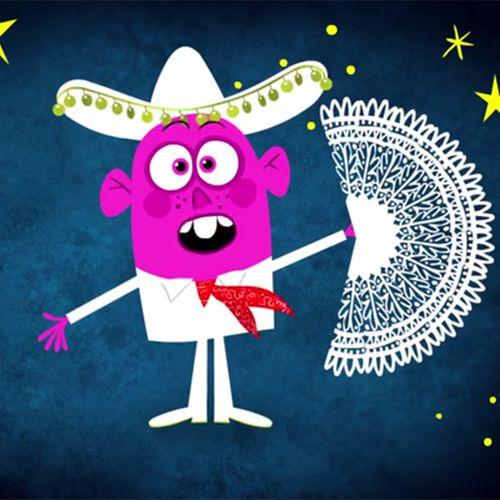 La Bamba au Mexique | Florence Blanquart  (auteur)