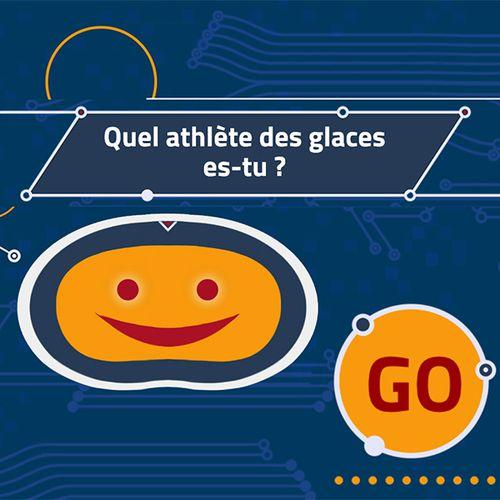 Quel athlète des glaces es-tu ? | Camille Touaty (auteur)