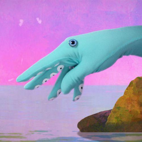 Le petit poulpe qui cherchait la mer | Catherine Galodé-Kufeld (auteur)