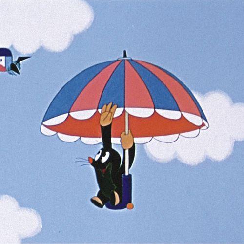 La petite taupe et le parapluie | Zdeněk Miler (directeur)