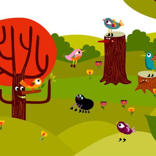 Les oiseaux musiciens |