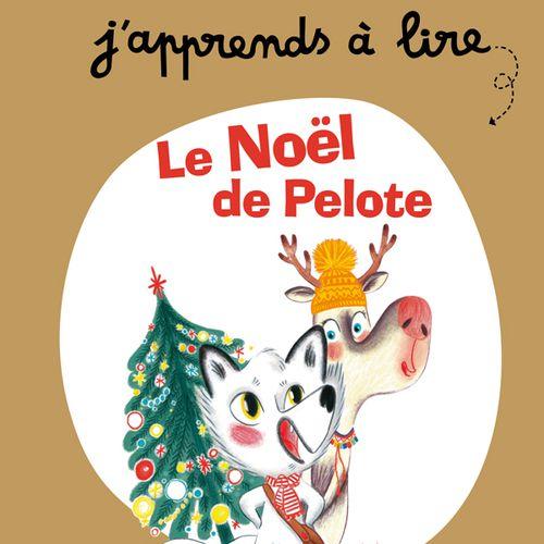 Le Noël de Pelote | Anne-Gaëlle Balpe (auteur)