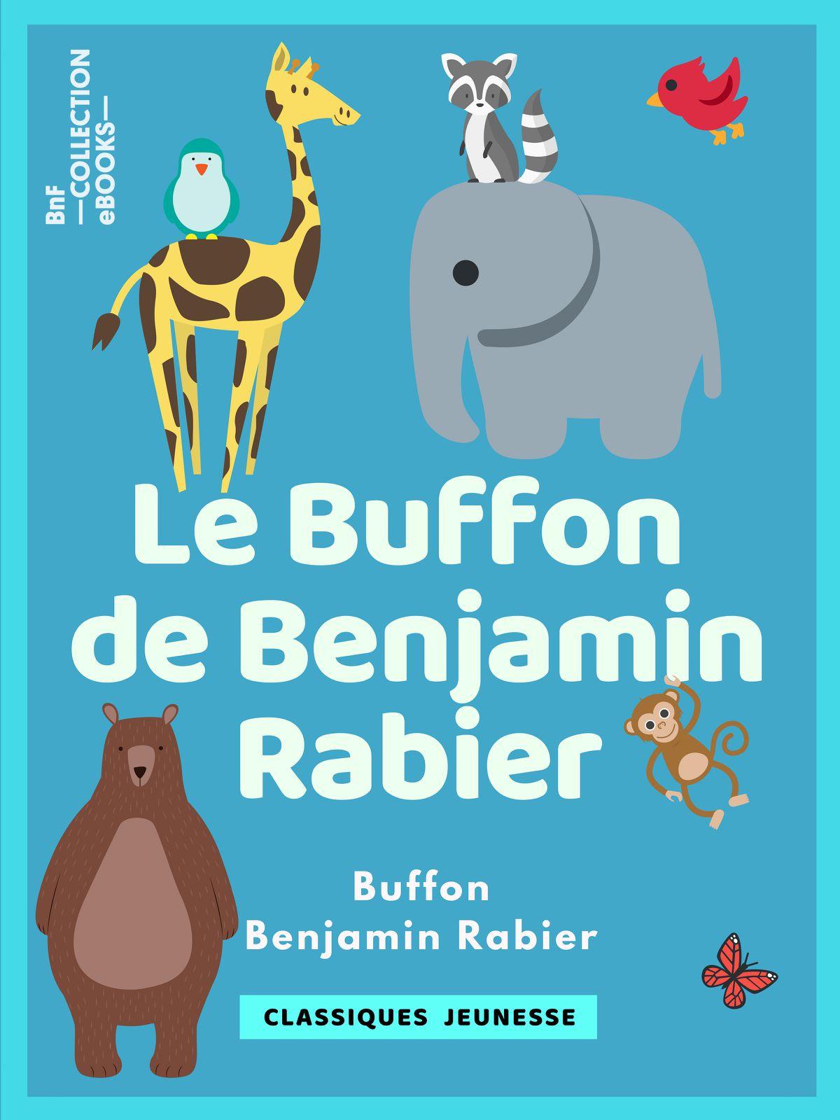 Le Buffon de Benjamin Rabier |