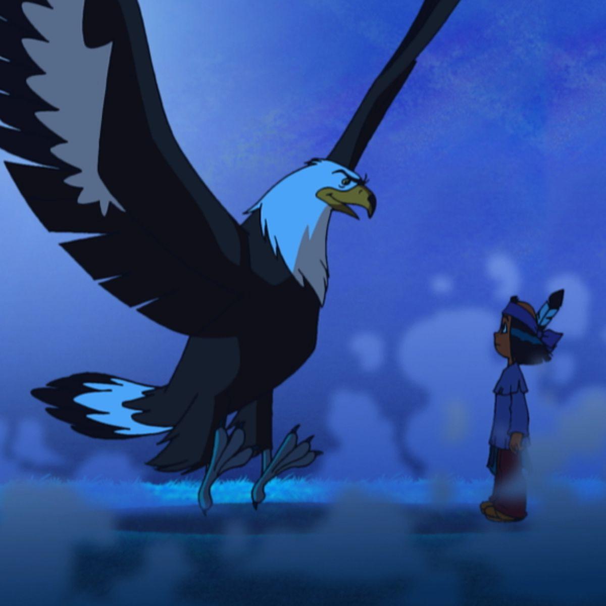 Yakari et Grand-Aigle  
