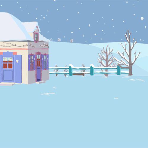 Petit Ours Brun - La neige |