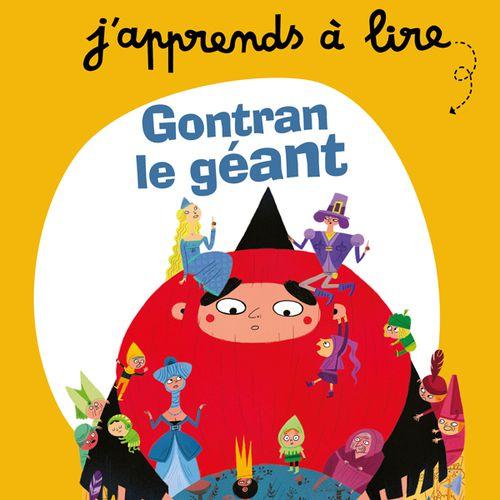 Gontran le géant | Emmanuelle Cabrol (auteur)