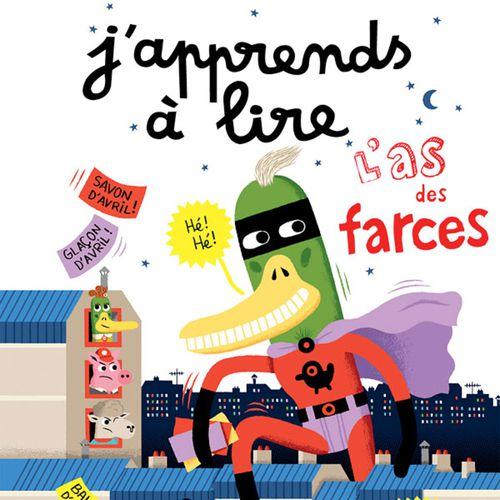 L'as des farces | Blandine Aubin (auteur)