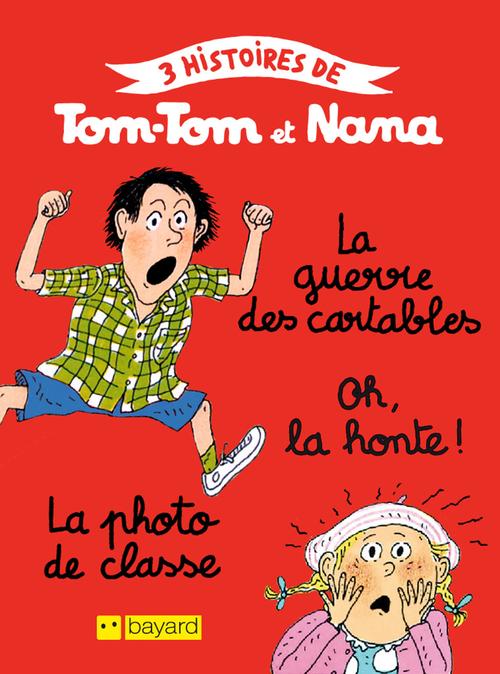 3 histoires de Tom-Tom et Nana T.1 | Jacqueline Cohen  (auteur)