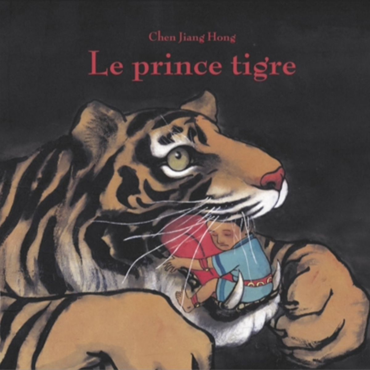Le prince tigre |