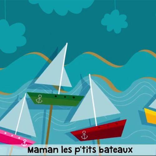 Maman, les p'tits bateaux | Benjamin Becue (illustrateur)