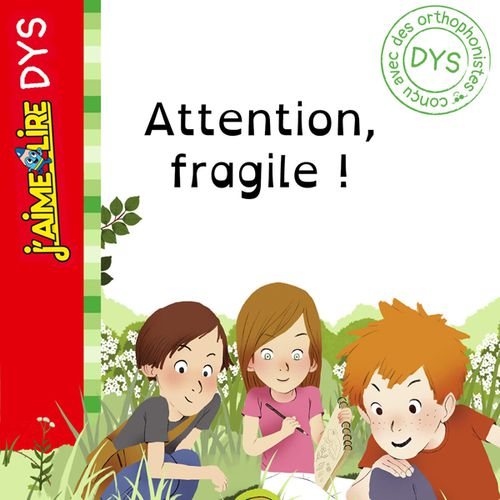 Attention, fragile ! | Jean-Marie Defossez (auteur)