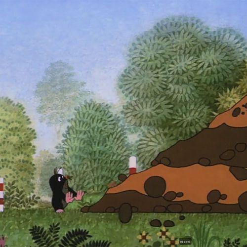La petite taupe et le bulldozer | Zdeněk Miler (directeur)