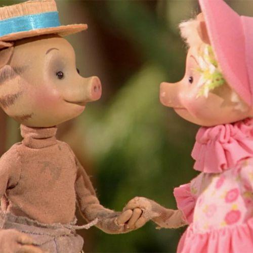 Le bonheur des cochons   Dace Riduze (directeur)