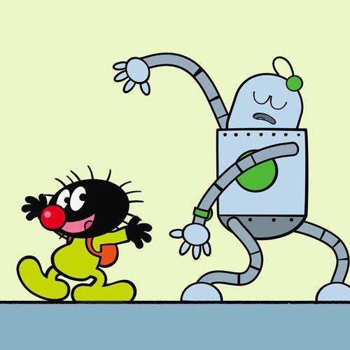 Robotic ! | Pierre Bailly  (auteur)