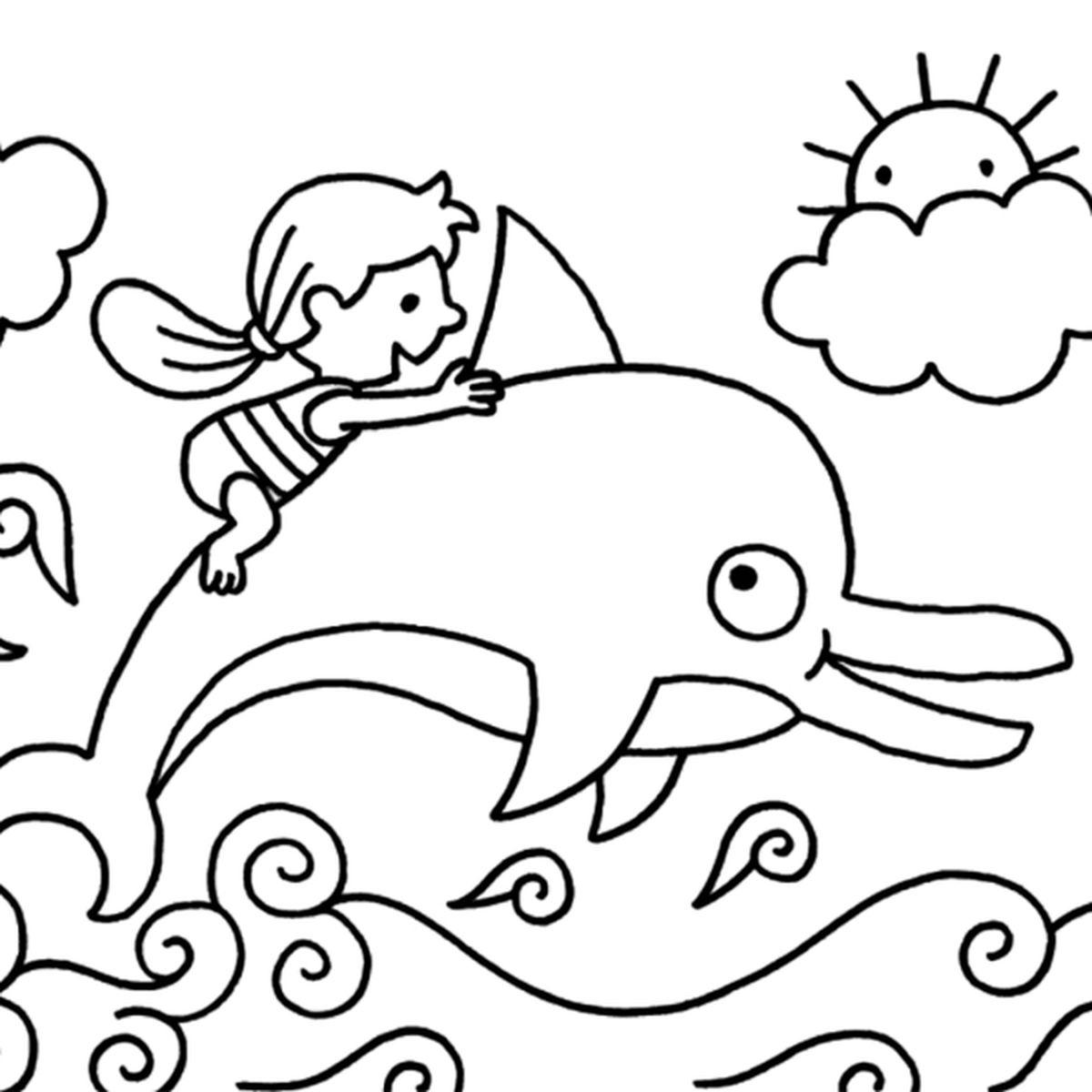 Le dauphin |