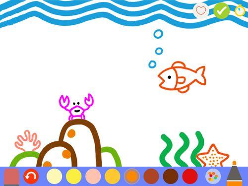 Sous la mer ! |