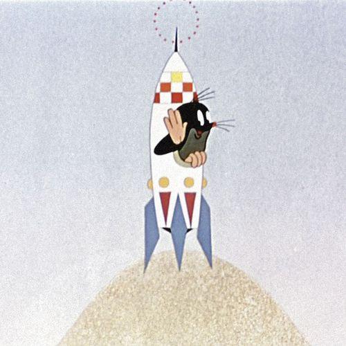 La petite taupe et la fusée | Zdeněk Miler (directeur)