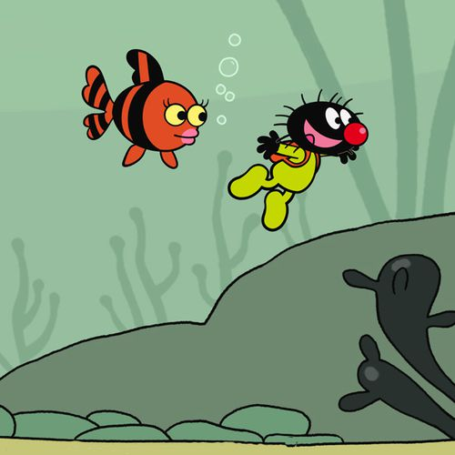 Poissons rouges, poissons noirs   Pierre Bailly  (auteur)