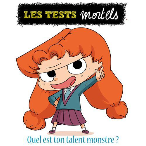 Quel est ton talent monstre ?   Mr. Tan, Diane Le Feyer, Miss Prickly (auteur)