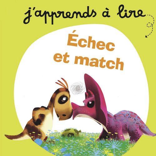 Échec et match | Blandine Aubin (auteur)
