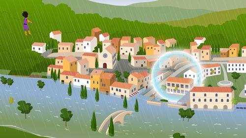 Inondations : menace sur le sud de la France ! | Sarah Barthère  (auteur)