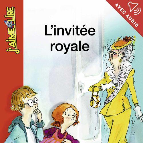 L'invitée royale   Marie Vaudescal (auteur)
