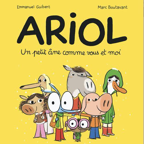 Petit âne comme vous et moi   Emmanuel Guibert, Marc Boutavant (auteur)