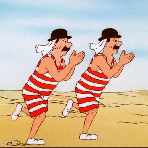Tintin au pays de l'or noir - Partie 1 | Hergé (auteur)