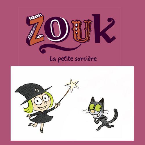 Cherche et trouve Zouk | Serge Bloch  (auteur)