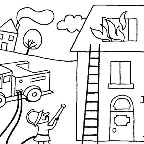 Les pompiers |
