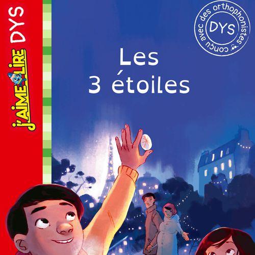 Les trois étoiles | Gwénaëlle Boulet (auteur)