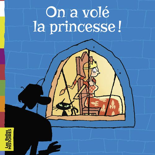 On a volé la princesse ! | Elsa Devernois (auteur)