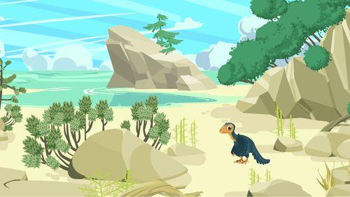 L'Archeopteryx | Camille Touaty  (auteur)