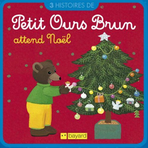 Petit Ours Brun attend Noël | Marie Aubinais (auteur)