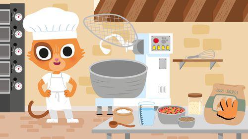 Le boulanger | Florence Blanquart  (auteur)