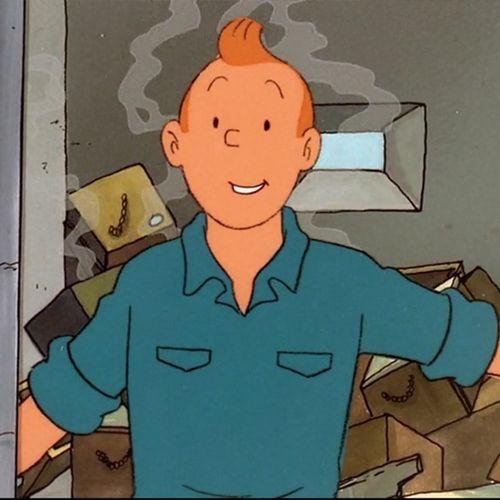 Tintin au pays de l'or noir  - Partie 2 | Hergé (auteur)