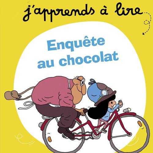 Enquête au chocolat | Karine Dupont-Belrhali (auteur)