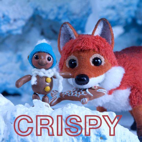 Crispy   Dace Riduze (auteur)