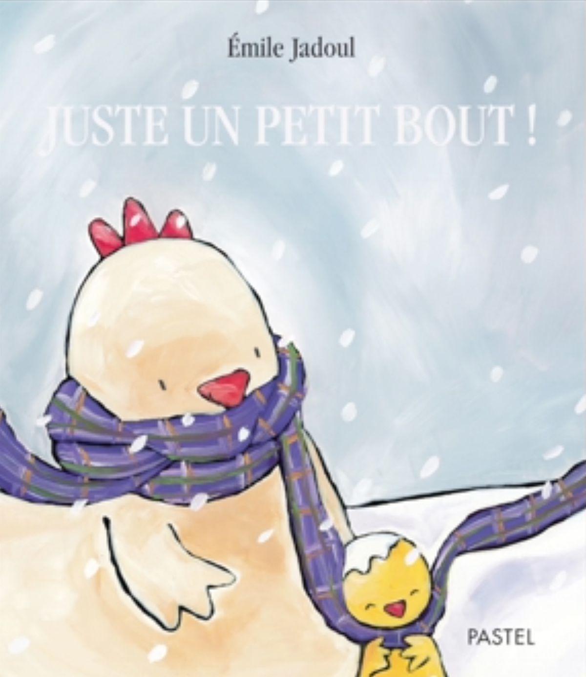 Juste un petit bout | Emile Jadoul (auteur)