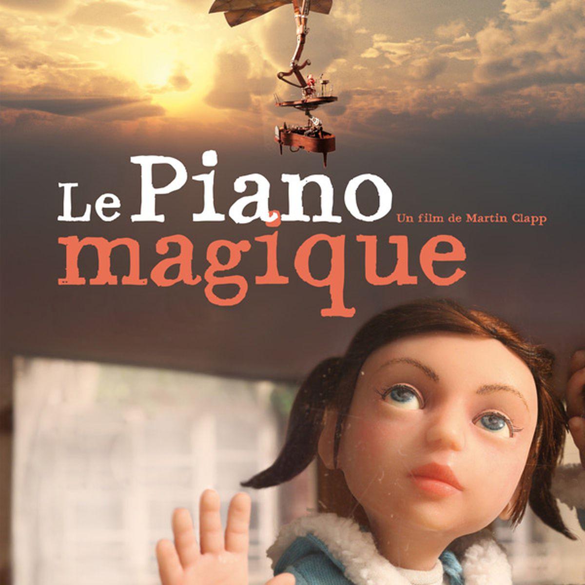 Le piano magique |