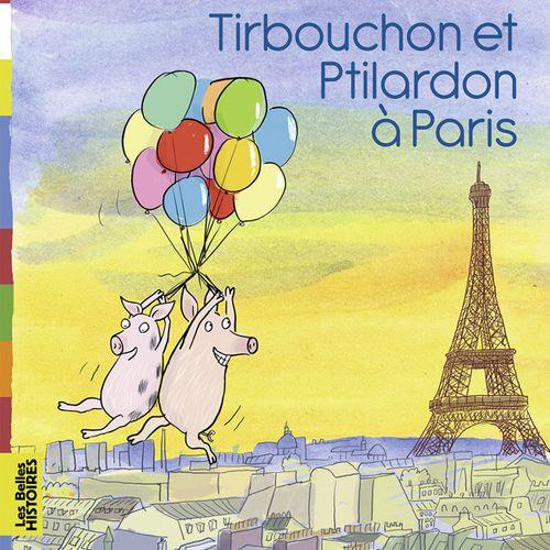 Tirbouchon et Ptilardon à Paris | Marie-Claire Rassemusse (auteur)