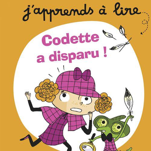 Codette a disparu | Karine Dupont-Belrhali (auteur)