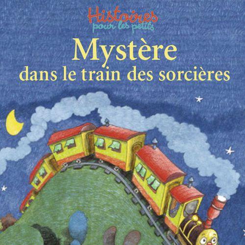 Mystère dans le train des sorcières   Nadira Aoudi (auteur)