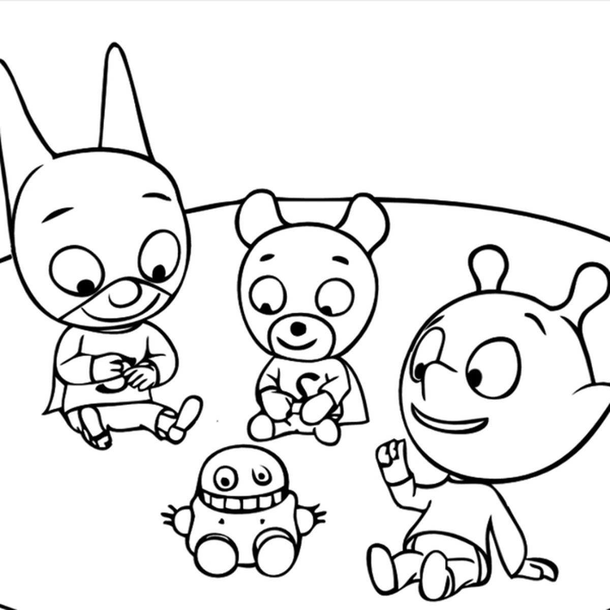 SamSam et ses amis |