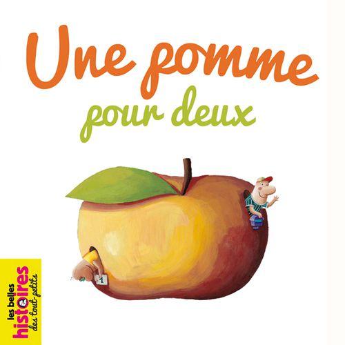 Une pomme pour deux   Véronique Massenot (auteur)