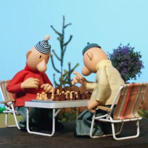 La partie d'échecs | Marek Benes (auteur)