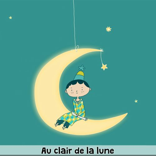 Au clair de la Lune | Aline Faucoulanche (illustrateur)
