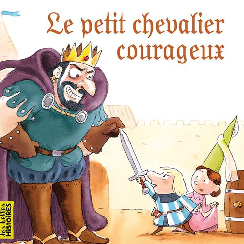 Le petit chevalier courageux   Claude Prothée (auteur)