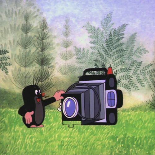 La petite taupe photographe | Zdeněk Miler (directeur)